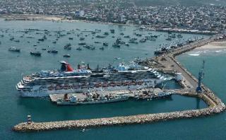 Terremoto en Ecuador: Puerto de Manta ha sido cerrado
