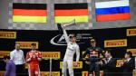 Fórmula 1: Nico Rosberg consiguió el Gran Premio de China - Noticias de felipe massa
