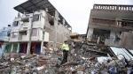 Terremoto en Ecuador: políticos de Perú expresan su solidaridad - Noticias de rafael cornejo