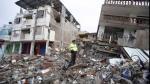 Terremoto en Ecuador: municipio de SJM recolecta ayuda - Noticias de alimentos perecibles
