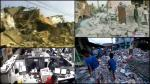 Catastróficos terremotos en Latinoamérica desde 2001 [VIDEOS] - Noticias de sismo en lima