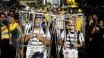 Entre pica pica y protestas: Lo que deja la votación en Brasil - Noticias de hora peruana