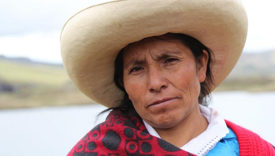 Máxima Acuña: premiada por su intensa lucha contra una minera