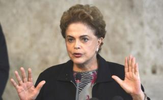 ¿Podrá Rousseff evitar su caída de la presidencia de Brasil?