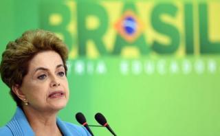 ¿Qué dijo Dilma Rousseff sobre el juicio político en su contra?