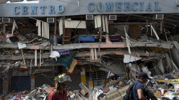 Ecuador: ¿A cuánto ascienden las pérdidas por el terremoto?