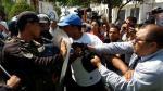 Enfrentamiento opaca celebración por el aniversario de Chiclayo - Noticias de david cornejo