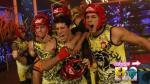 """""""Esto es guerra"""": los leones ganaron la última gran final - Noticias de melissa garcia"""