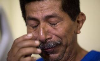 """Terremoto en Ecuador: """"Mi mujer ya preparaba mi entierro"""""""