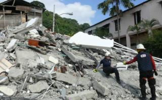 Terremoto en Ecuador: Los pueblos de los que pocos hablan