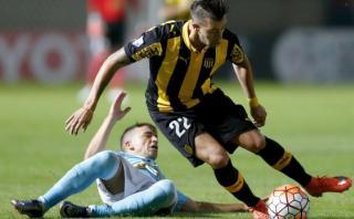 Cristal perdió 4-3 con Peñarol y dijo adiós a la Libertadores