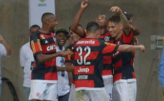 Con Guerrero: Flamengo goleó 3-0 a Confianca por Copa Brasil