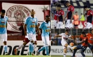 Copa Libertadores 2016: la pobre actuación de clubes peruanos