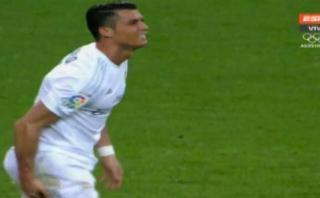 Cristiano Ronaldo se fue del campo antes de los 90': ¿Qué pasó?