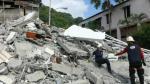 Terremoto en Ecuador: Los pueblos de los que pocos hablan - Noticias de parque murillo