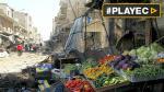 Siria: al menos 44 muertos dejó bombardeos en mercado [VIDEO] - Noticias de karim benzem������������������