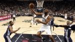 NBA: Spurs humillan de nuevo a Grizzlies en los playoffs - Noticias de danny mills