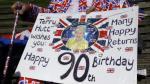 Reino Unido: La fiebre por los 90 años de la reina Isabel II - Noticias de jane hayes