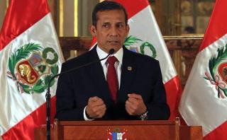 Ollanta Humala firmará Acuerdo de París sobre cambio climático