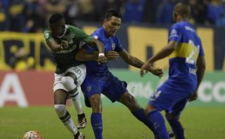 Boca Juniors arrolló 6-2 a Deportivo Cali por Copa Libertadores