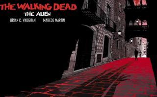 """""""The Walking Dead"""": el hermano de Rick aparece en cómic"""