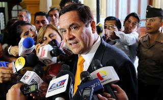 Iberico discrepa con Humala sobre informe contra Nadine Heredia