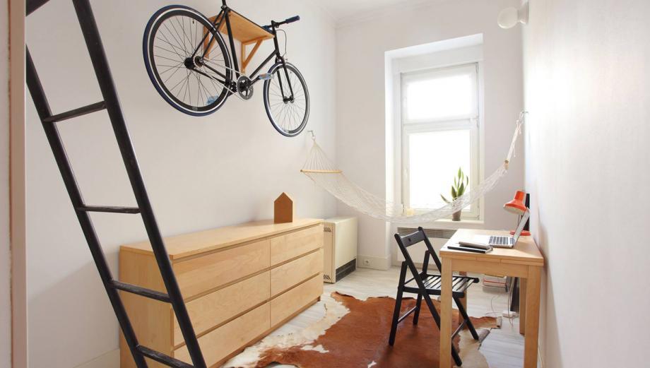 Comodidad y estilo en este departamento de 13 metros cuadrados