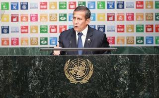 """""""Perú cumplió Objetivos del Milenio y proyecta su desarrollo"""""""