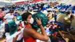 Damnificados reciben ayuda tras terremoto en Ecuador - Noticias de temblor