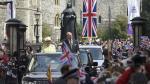 """""""Feliz cumpleaños reina"""": Así festejó Isabel sus 90 en Windsor - Noticias de catalina castillo"""