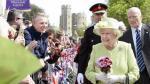 """""""Feliz cumpleaños reina"""": Así festejó Isabel sus 90 en Windsor - Noticias de amanecer"""
