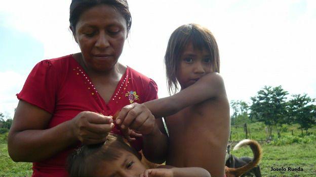 Los intermediarios afectan a Isidra Pérez. (Foto: Joselo Rueda)