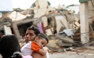 Unicef Perú recauda fondos para niños por terremoto en Ecuador