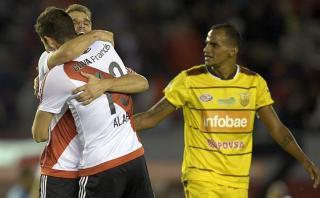 River Plate clasificó a octavos de la Copa Libertadores
