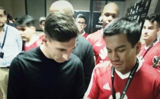 """Lionel Messi a El Comercio: """"Sí, voy a jugar la Copa América"""""""