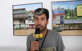 La arquitectura de la amazonía peruana es retratada en Art Lima