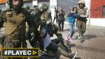 Chile: estudiantes y policías se enfrentaron en marcha [VIDEO] - Noticias de patricio aylwin