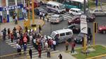 Túnel Santa Rosa: piden puente peatonal para evitar accidentes - Noticias de accidente viales