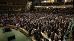 ONU logra que 175 países firmen acuerdo sobre cambio climático - Noticias de leonardo morales
