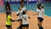 Liga Nacional de Vóley: Regatas ganó primera final a San Martín