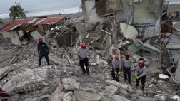 Ecuador: Víctimas por el terremoto suman más de 650 [VIDEOS]