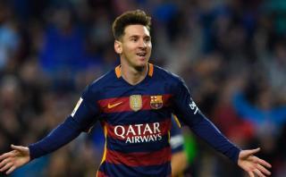 Barcelona: gol de Lionel Messi tras inteligente definición