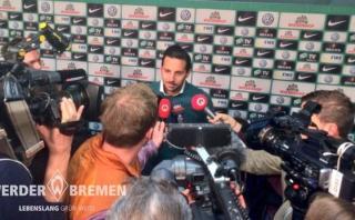 """Claudio Pizarro sobre penal: """"Es muy difícil lo que he perdido"""""""