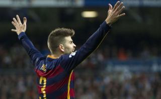Polémica en Camp Nou: Piqué salvó al Barcelona con este recurso