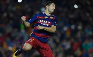 Barcelona goleó 6-0 al Sporting Gijón con póker de Luis Suárez