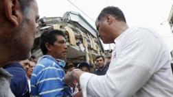 """Correa explica su frase: """"Aquí nadie grita o lo mando detenido"""""""