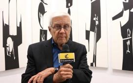 Art Lima: Pedro de Oraá y su trazo poético en la feria [VIDEO]