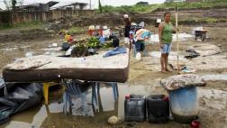 Ecuador teme nuevas réplicas una semana después del terremoto