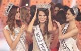Miss Perú 2016: Valeria Piazza, el perfil de la flamante reina