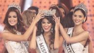 Valeria Piazza ganó el Miss Perú Universo